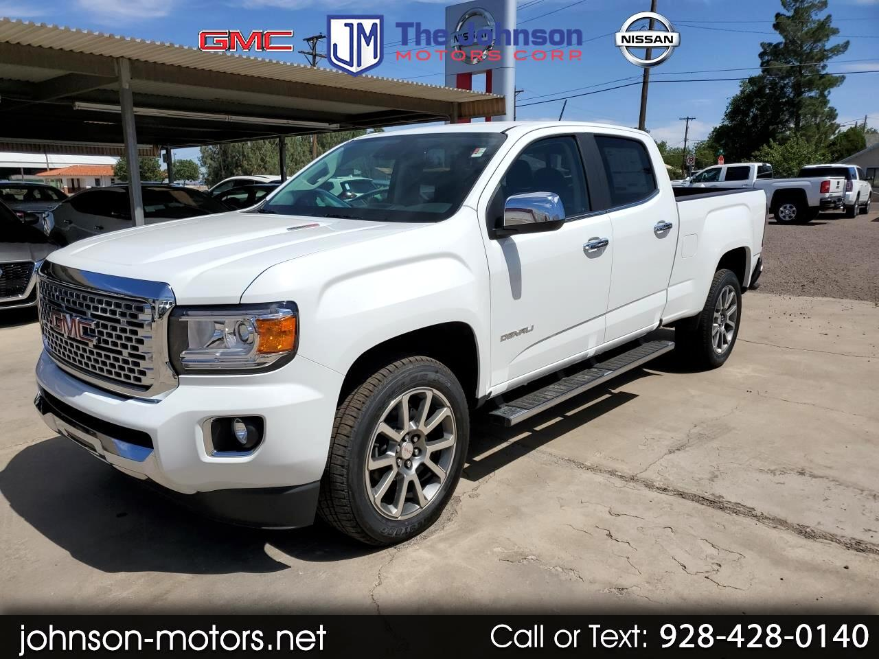 2019 GMC Canyon 4WD Crew Cab 140.5