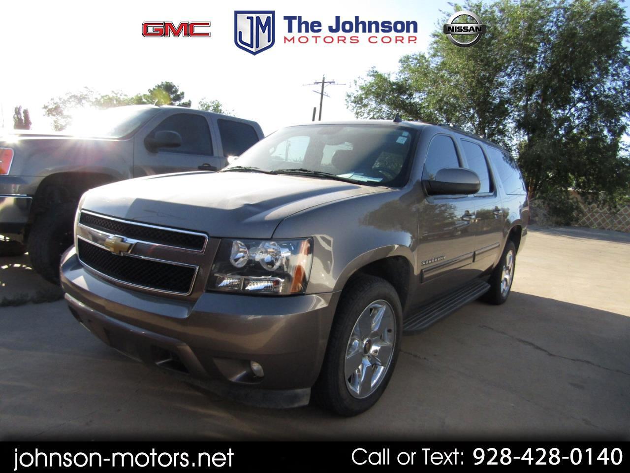2013 Chevrolet Suburban 2WD 4dr 1500 LT w/2LT