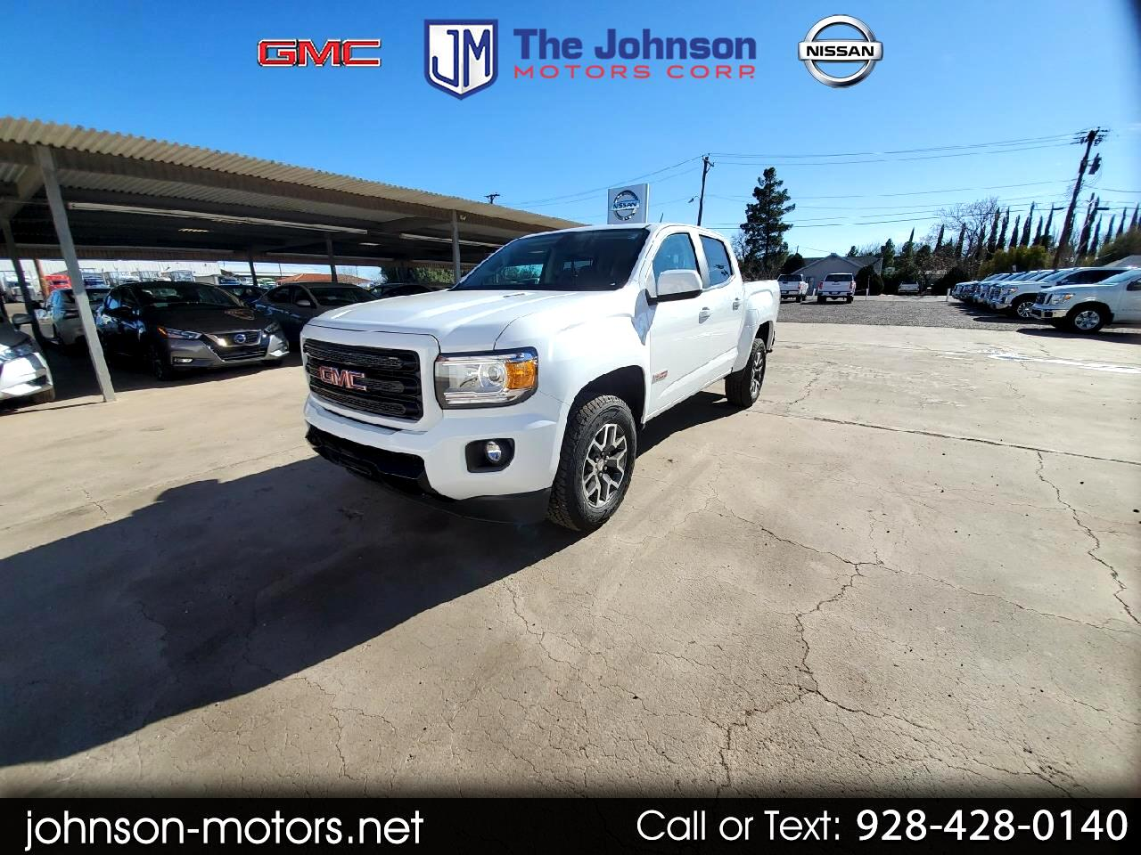 """GMC Canyon 4WD Crew Cab 128"""" All Terrain w/Leather 2020"""