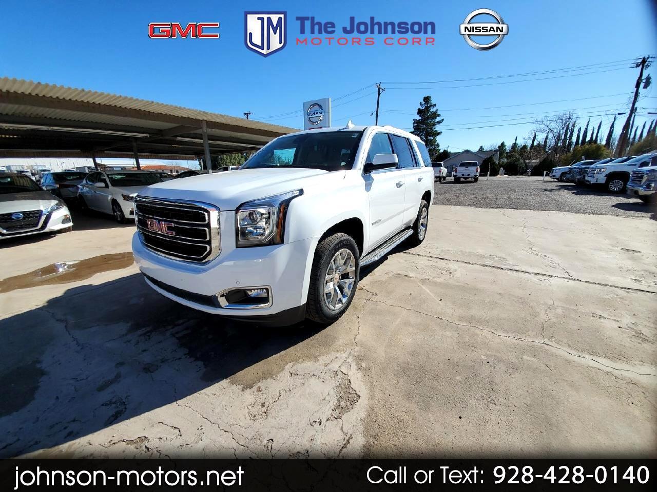 GMC Yukon 4WD 4dr SLE 2020