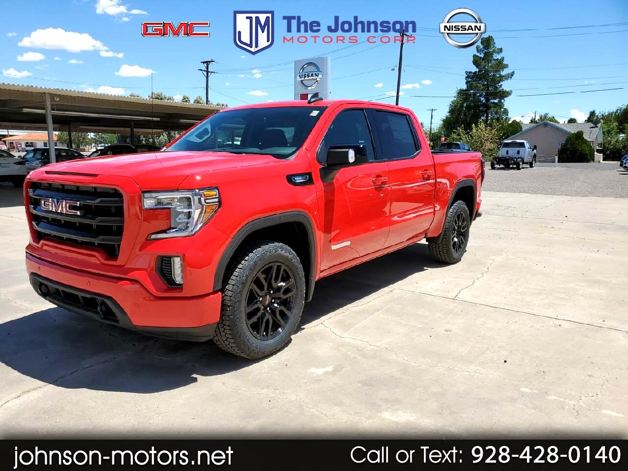 "GMC Sierra 1500 4WD Crew Cab 147"" Elevation 2020"