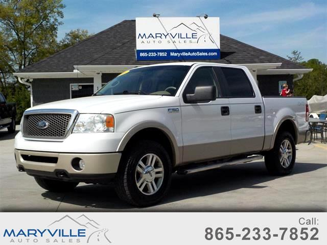 2008 Ford F-150 Lariat SuperCrew 4WD