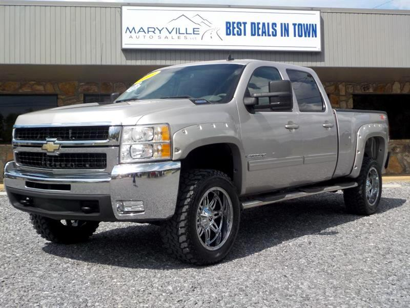 2009 Chevrolet Silverado 2500HD HEAVY DUTY LTZ