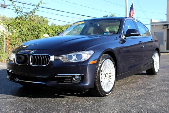 2013 BMW 3 Series 325xi 4dr Sdn AWD