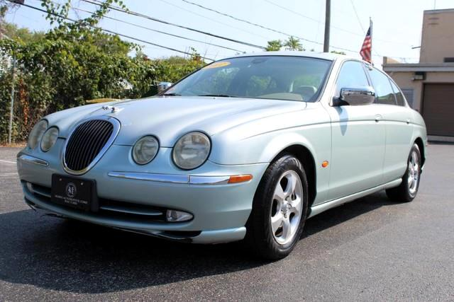 2001 Jaguar S-Type 3.0