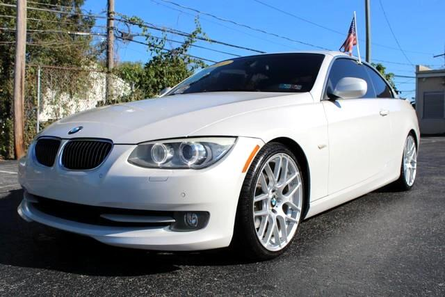 2011 BMW 3 Series 328i Convertible - SULEV