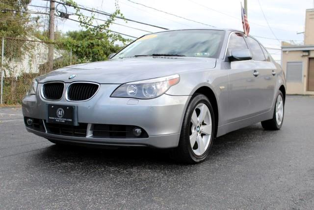 2006 BMW 5 Series 525xi