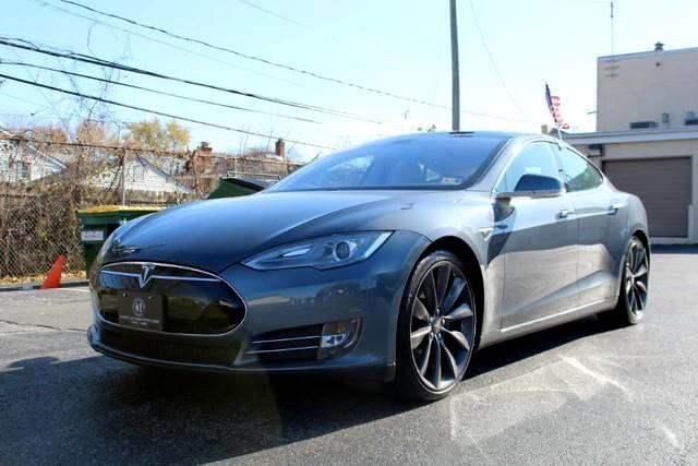 Tesla Model S Performance 2013