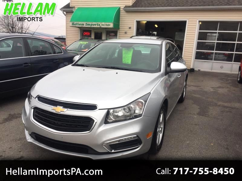 Chevrolet Cruze Limited 4dr Sdn Auto LT w/2LT 2016