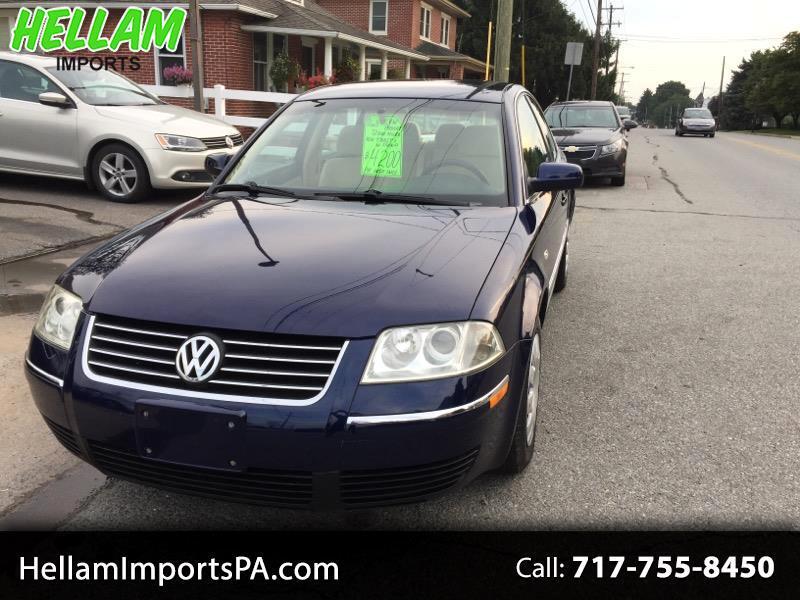 Volkswagen Passat GL 2003