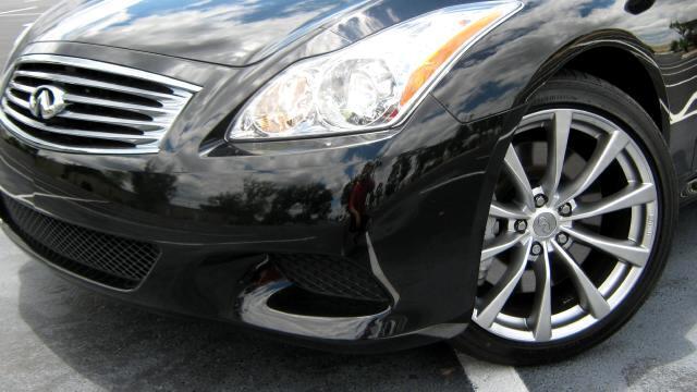 2010 Infiniti G Coupe G37 Sport 6MT