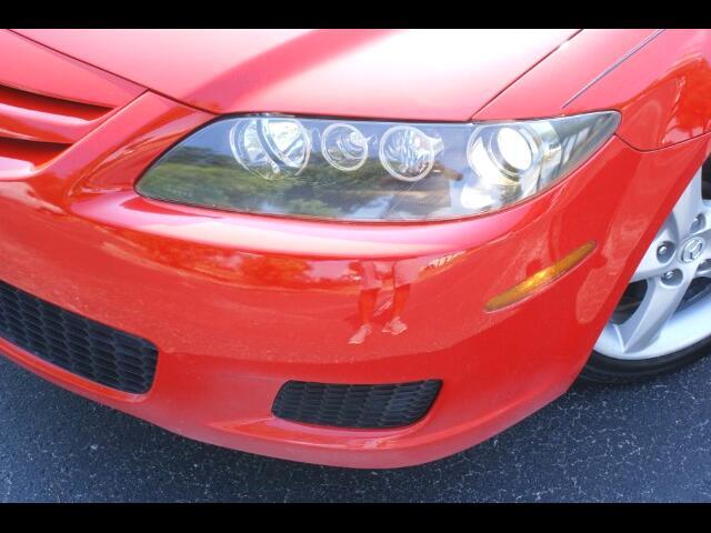 2008 Mazda MAZDA6 s Sports Sedan Grand Touring