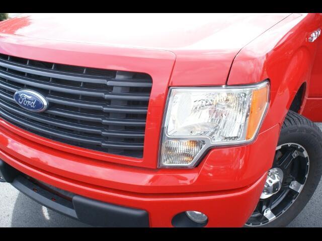 2014 Ford F-150 STX SUPER CREW 4WD