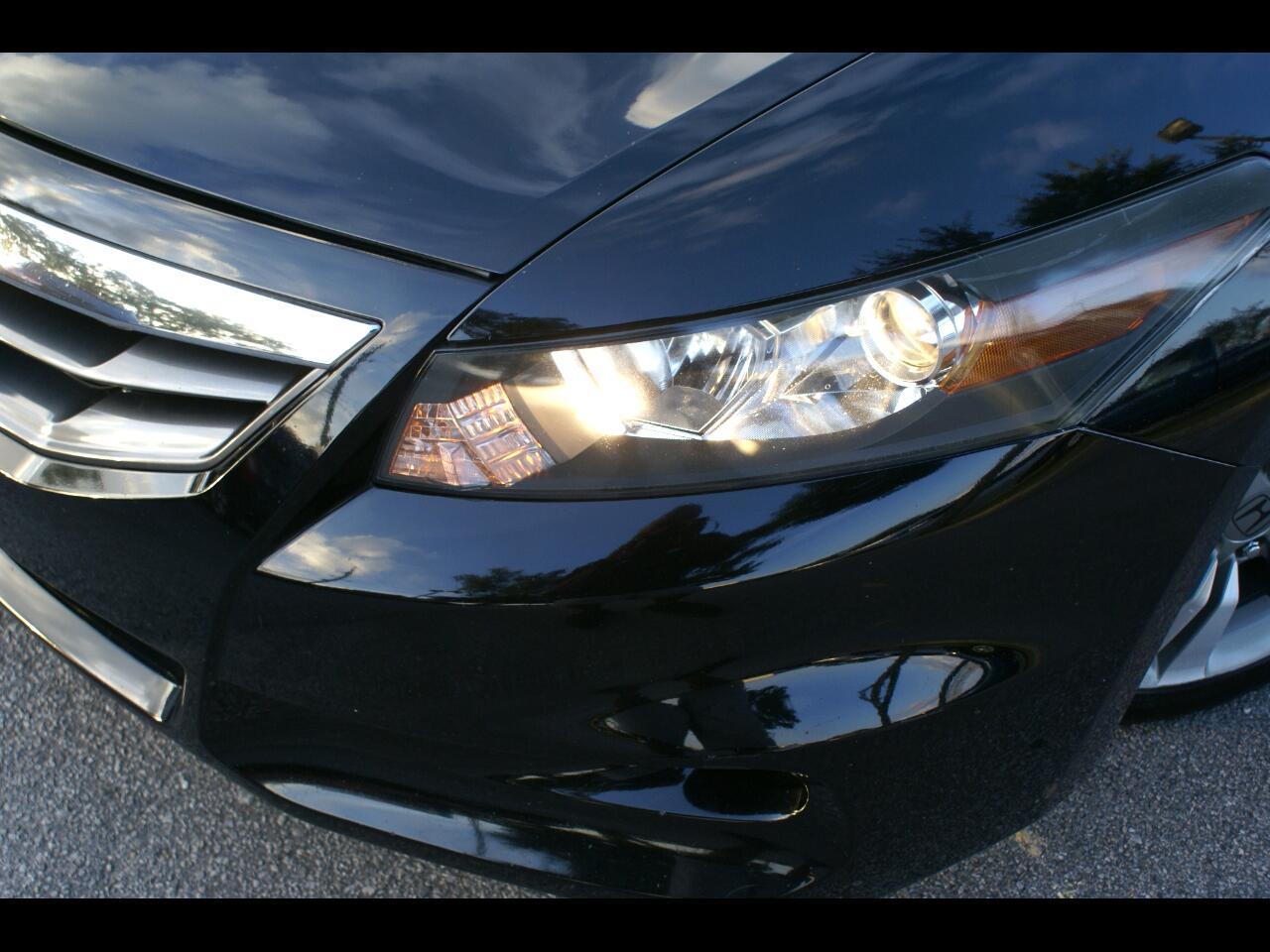 2012 Honda Accord EX-L Coupe AT
