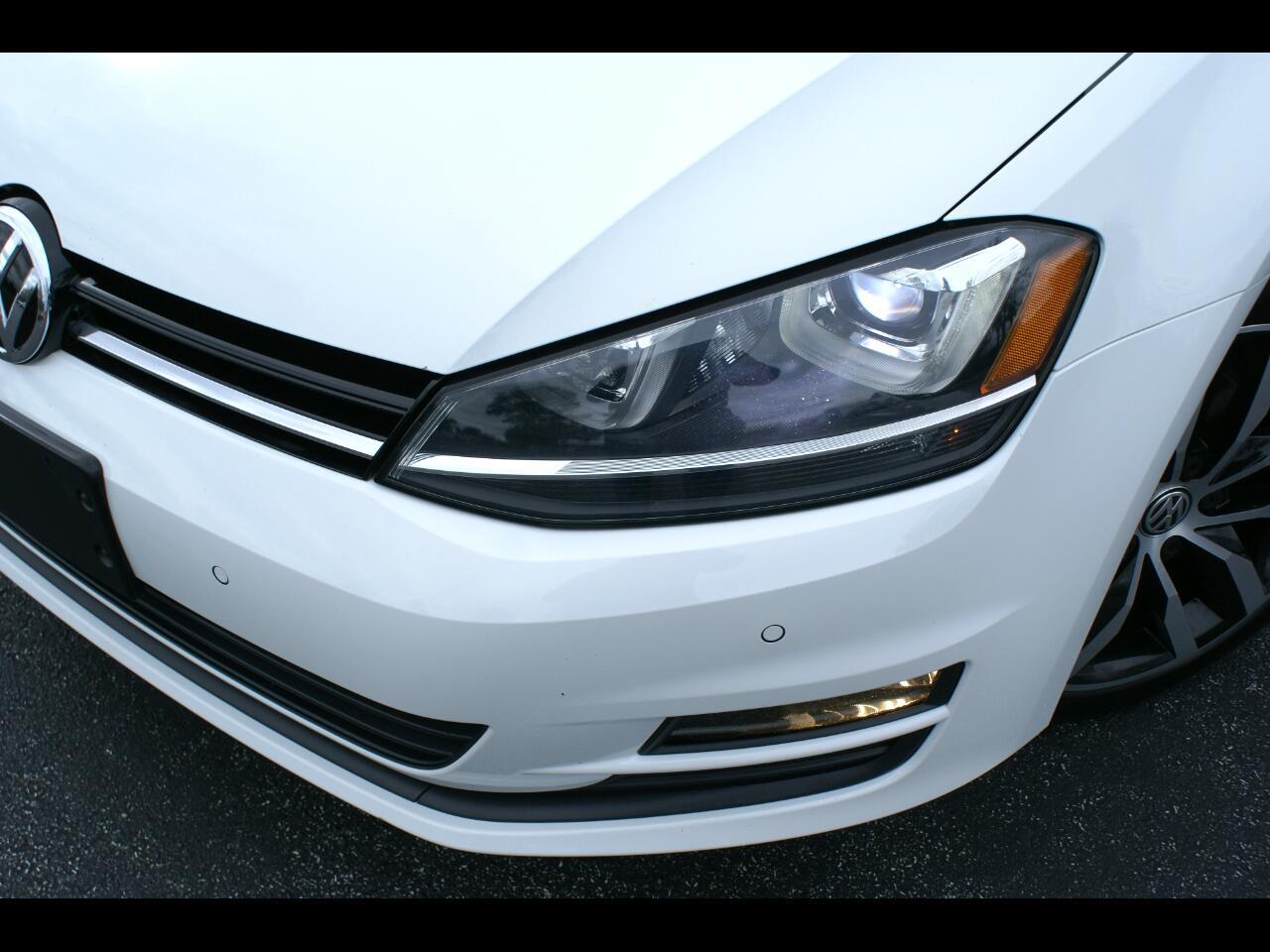 2015 Volkswagen Golf TSI SE 6A