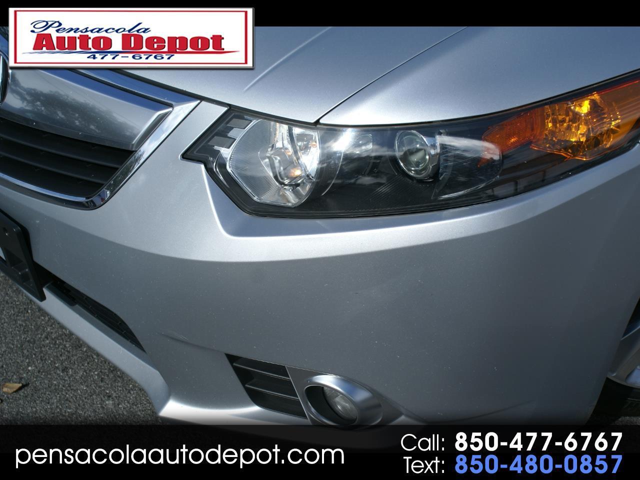 2012 Acura TSX 4dr Sdn Auto