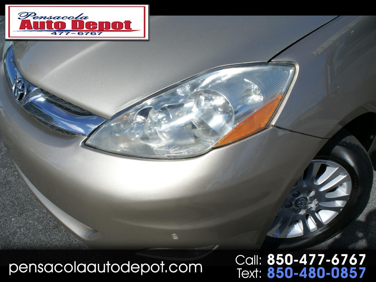 2008 Toyota Sienna XLE Limited AWD