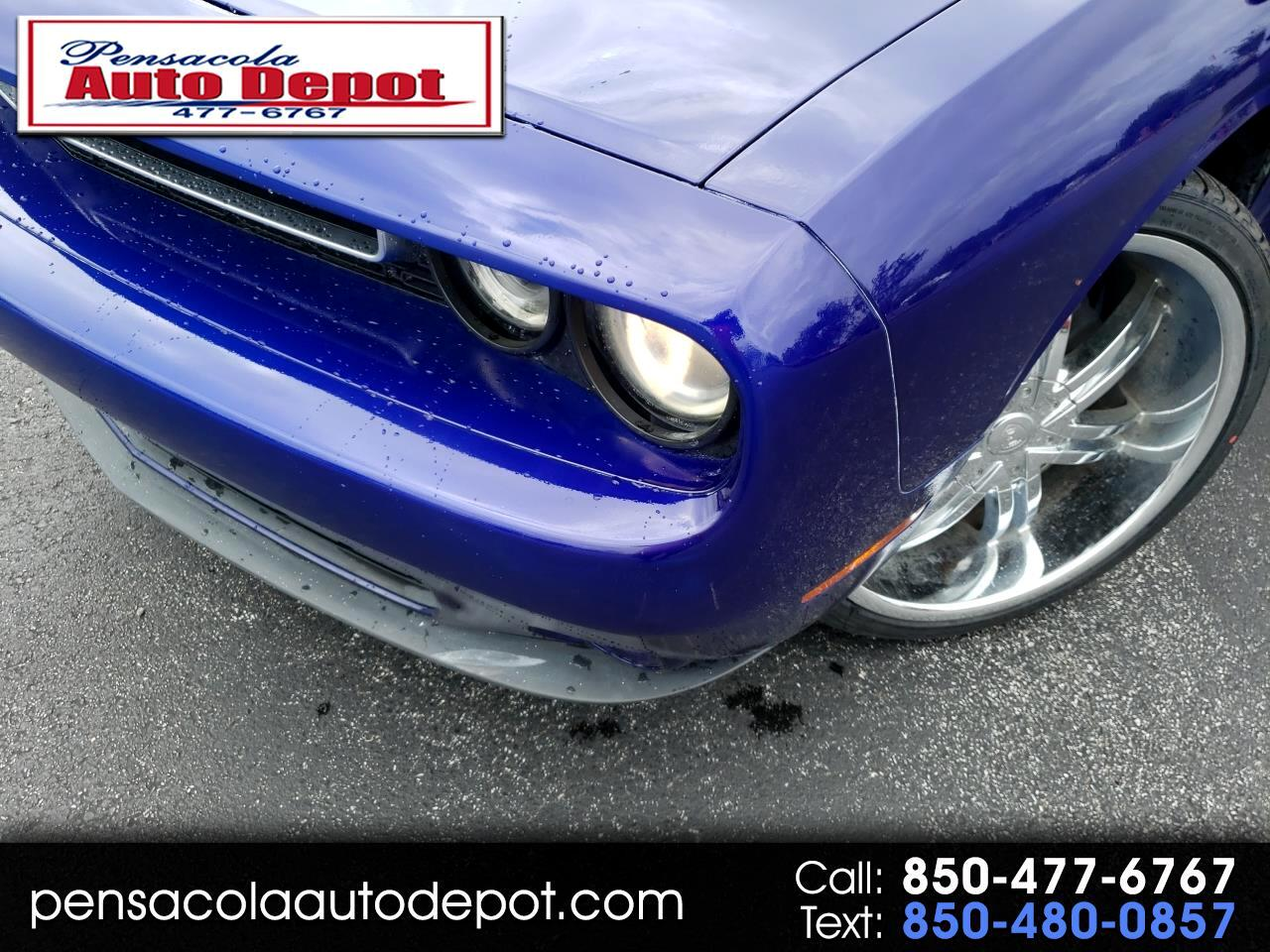 2016 Dodge Challenger 2dr Cpe