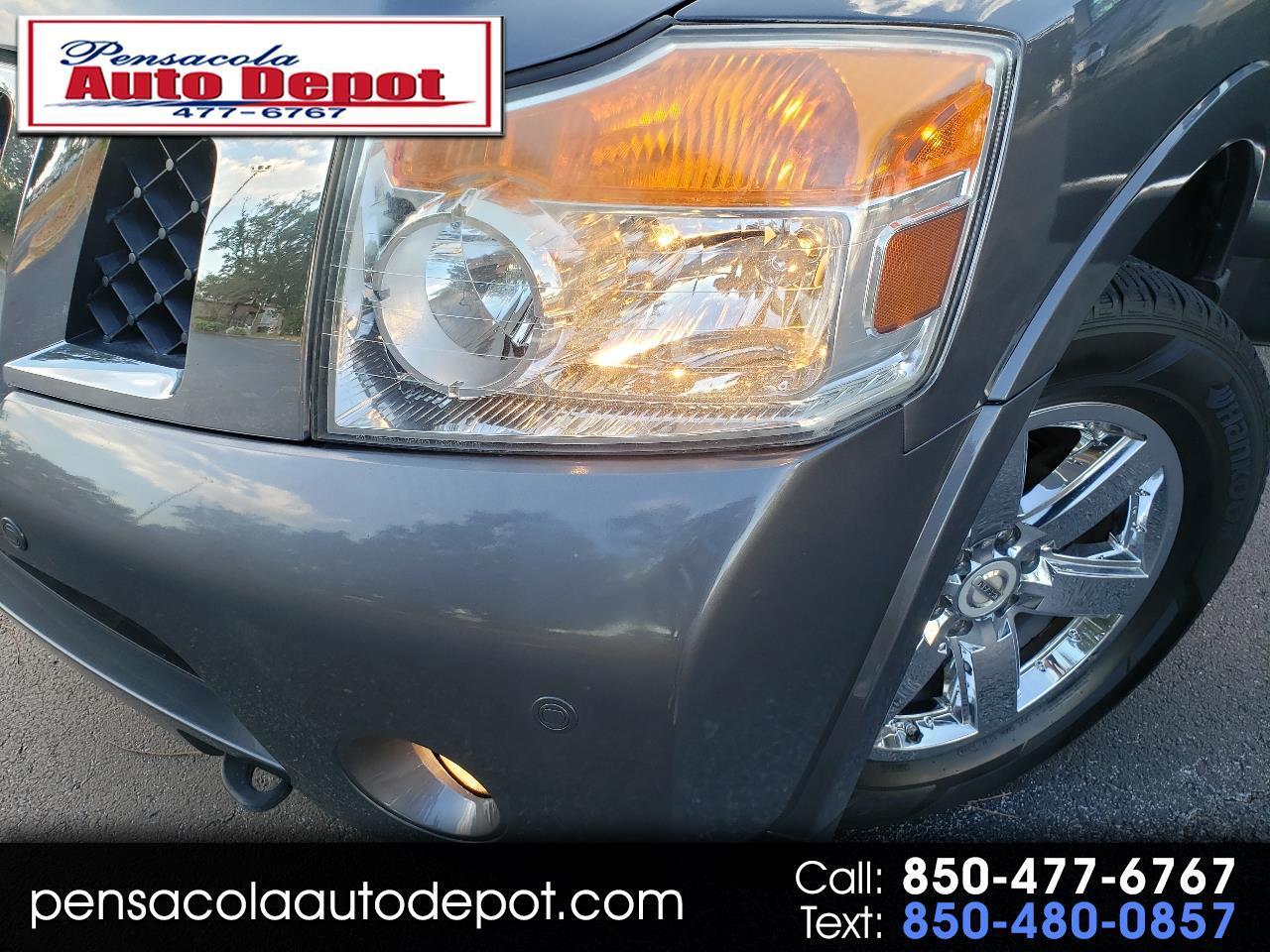 2012 Nissan Armada Platinum 2WD