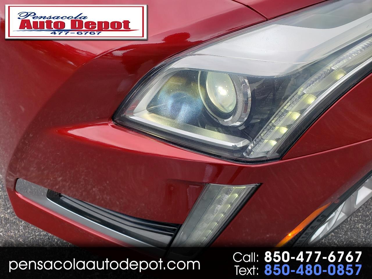 Cadillac CTS 2.0L Turbo Luxury AWD 2014