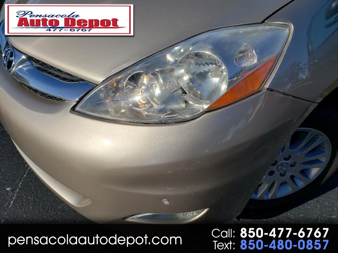 Toyota Sienna XLE Limited AWD 2008