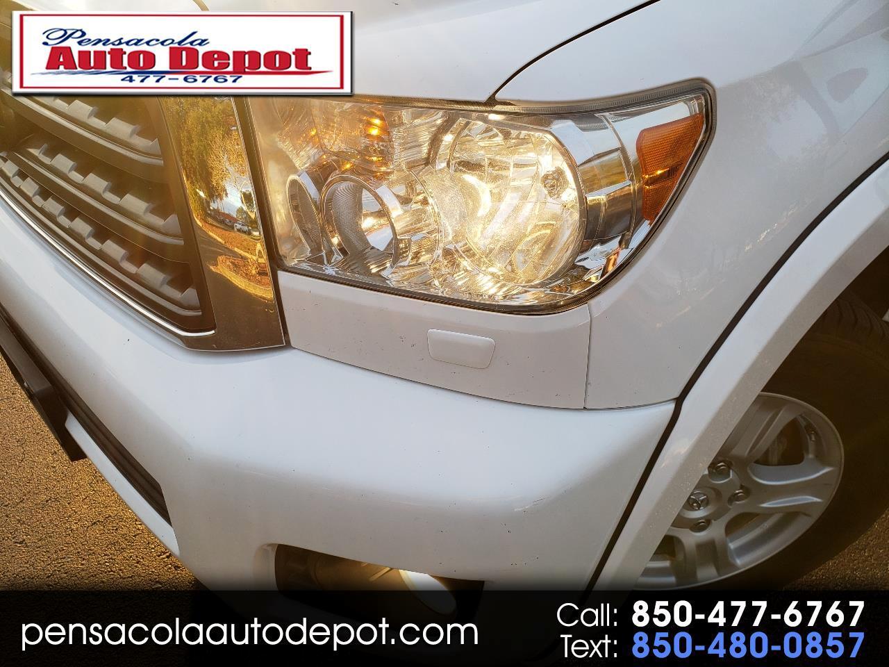 Toyota Sequoia SR5 5.7L 2WD 2013