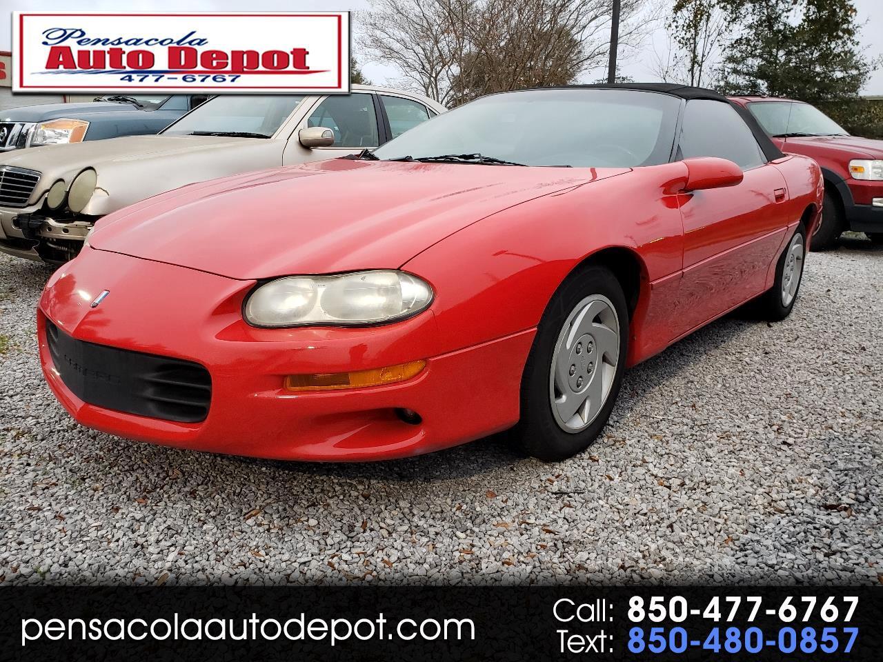 Chevrolet Camaro Convertible 2001