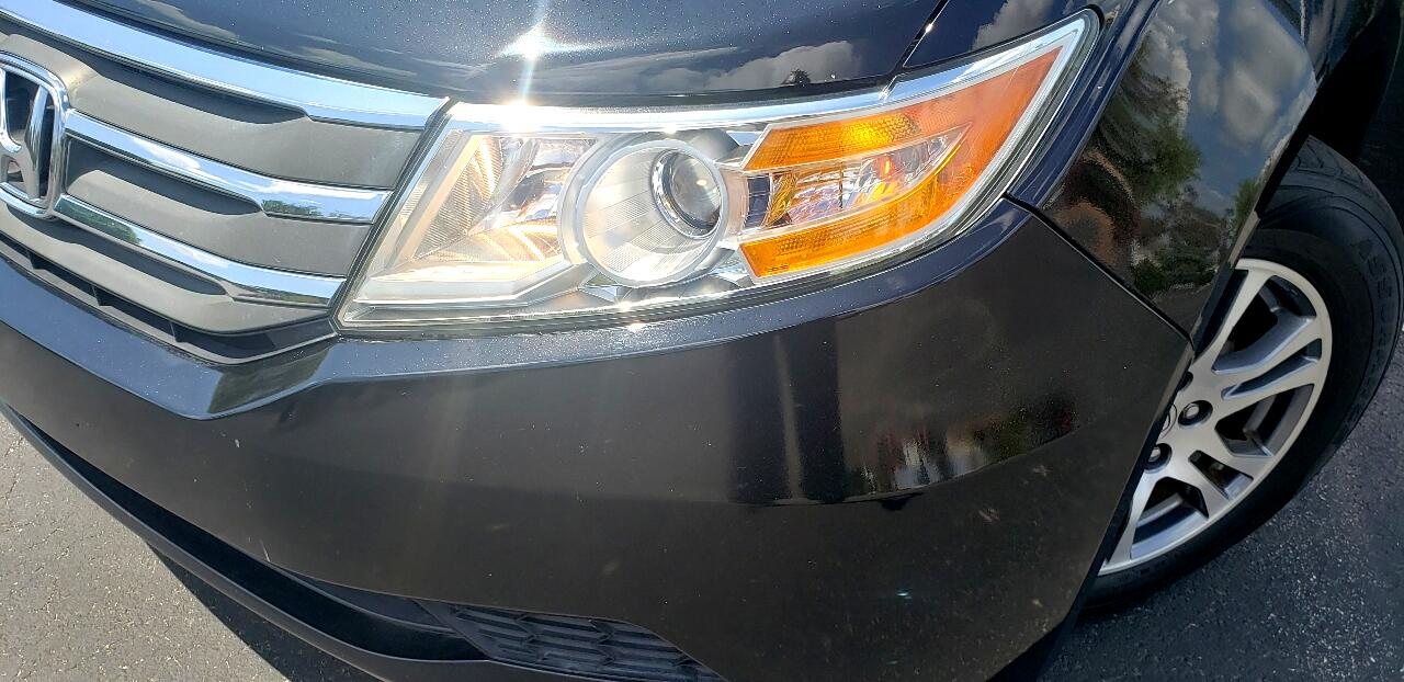 Honda Odyssey EX-L w/ RES 2012