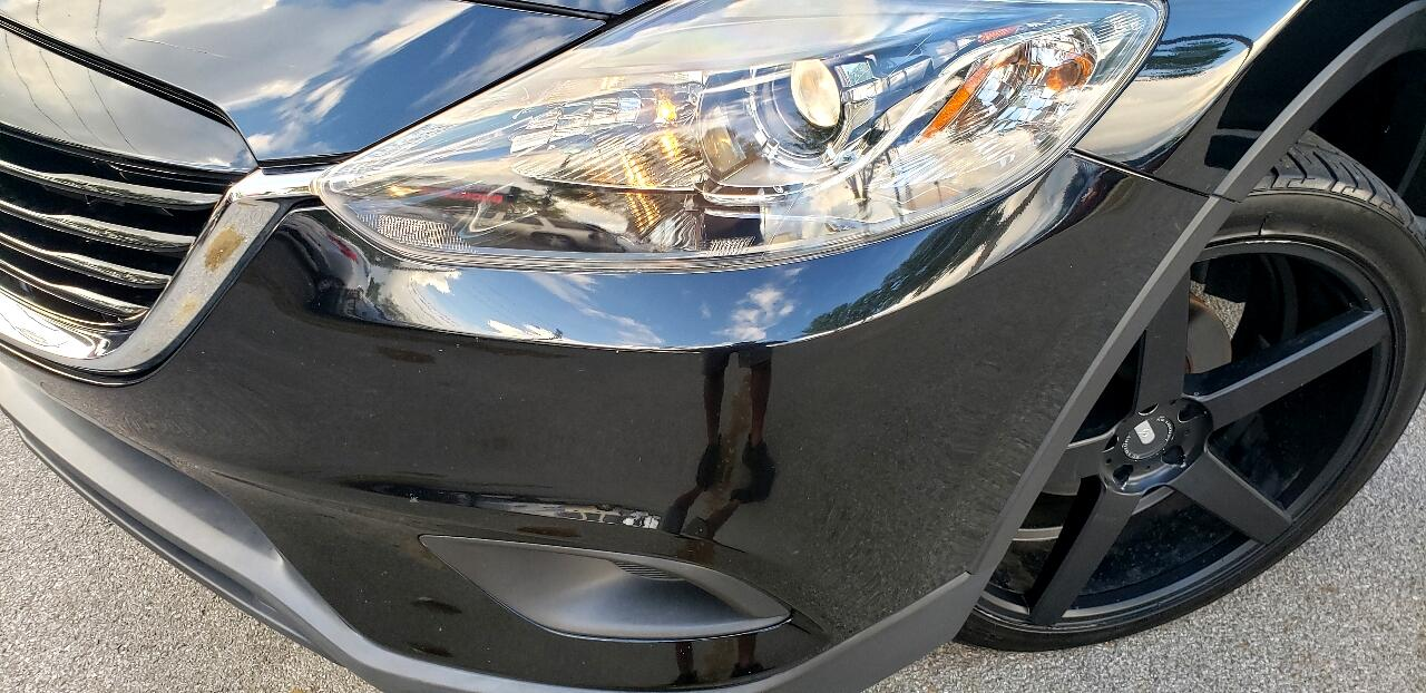 Mazda CX-9 Touring 2014