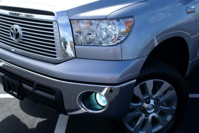 2012 Toyota Tundra Limited 5.7L FFV CrewMax 4WD Platnum Edition
