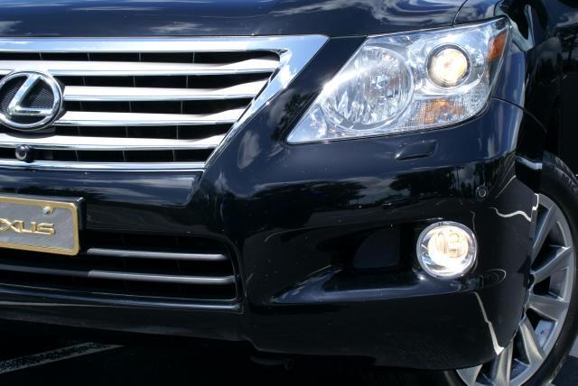 2009 Lexus LX 570 Sport Utility
