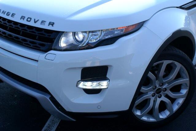 2012 Land Rover Range Rover Evoque Dynamic Premium 3-Door