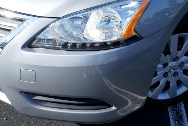 Nissan Sentra S CVT 2013
