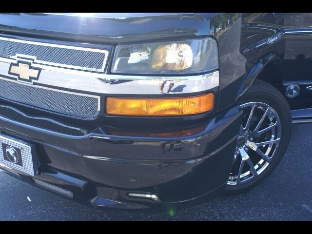2014 Chevrolet Express G1500 3LT RV
