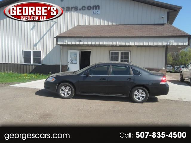 2012 Chevrolet Impala LS (Fleet)