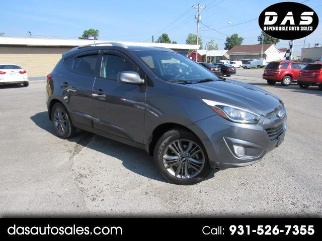 2014 Hyundai Tucson AWD 4dr SE PZEV