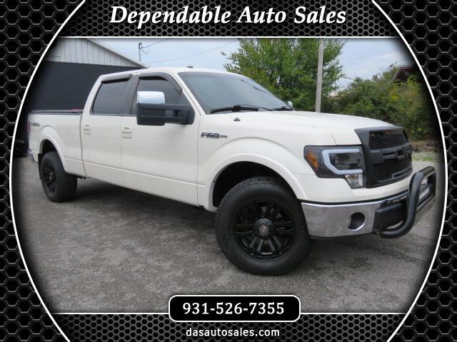 "2009 Ford 150 4WD SuperCrew 145"" XL"