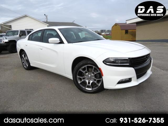 2015 Dodge Charger 4dr Sdn SXT AWD