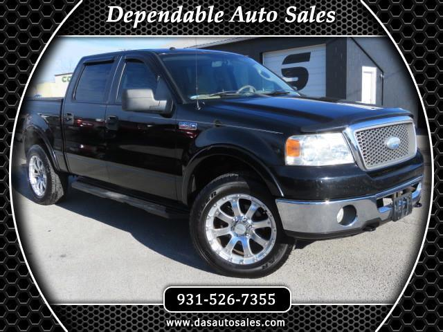"""2006 Ford 150 SuperCrew 139"""" XLT 4WD"""