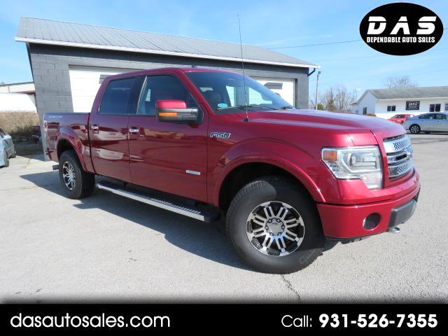 2013 Ford 1/2 Ton Truck