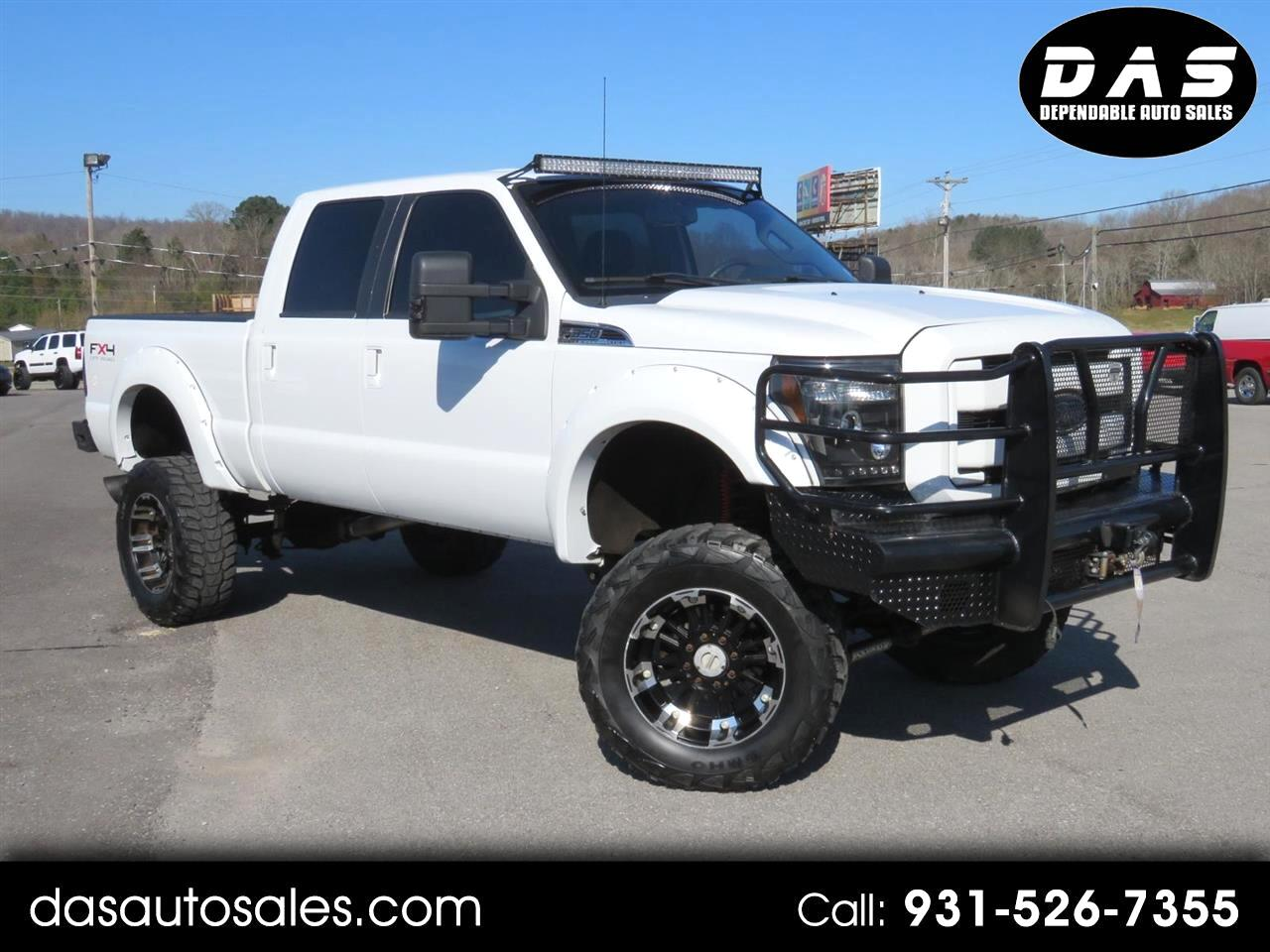 "2011 Ford Super Duty F-350 SRW 4WD Crew Cab 156"" XL"