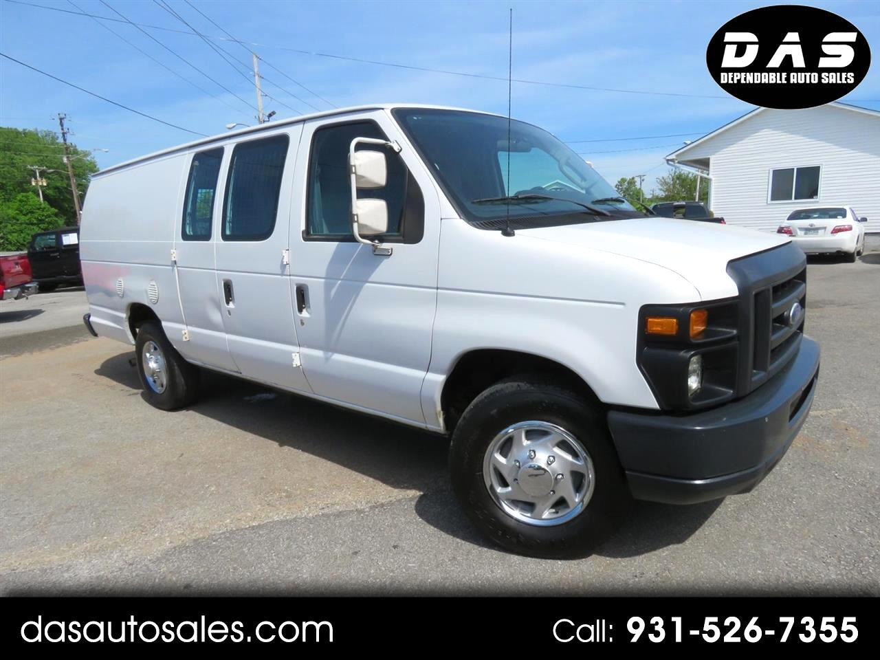 2014 Ford Econoline Cargo Van E-350 Super Duty Ext Commercial
