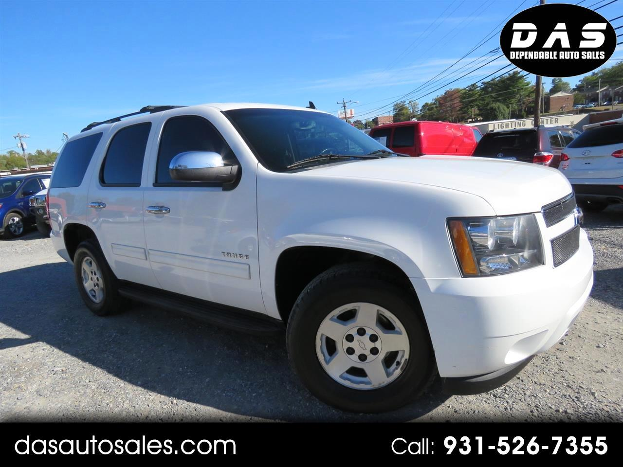 2012 Chevrolet Tahoe 2WD 4dr 1500 LS