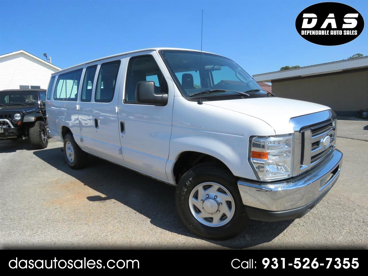 Ford Econoline Wagon E-350 Super Duty Ext XLT 2014