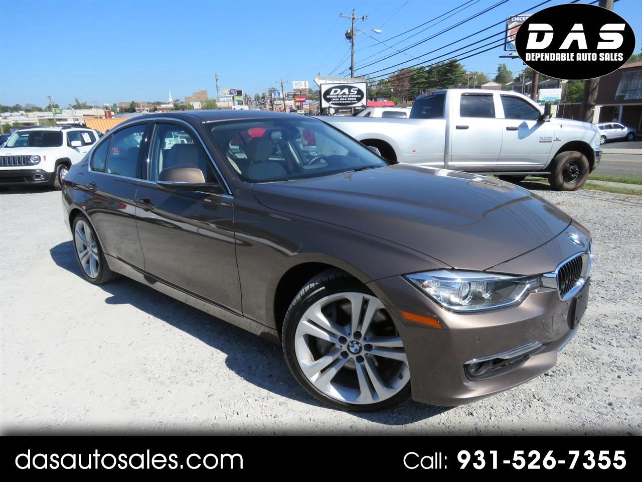 2015 BMW 3 Series 4dr Sdn 335i RWD South Africa
