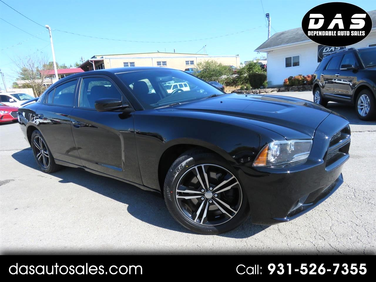 Dodge Charger 4dr Sdn RT AWD 2014