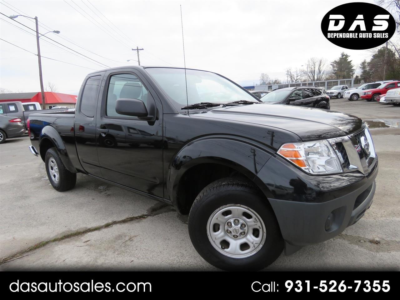 Nissan Frontier 2WD King Cab I4 Auto SV 2016