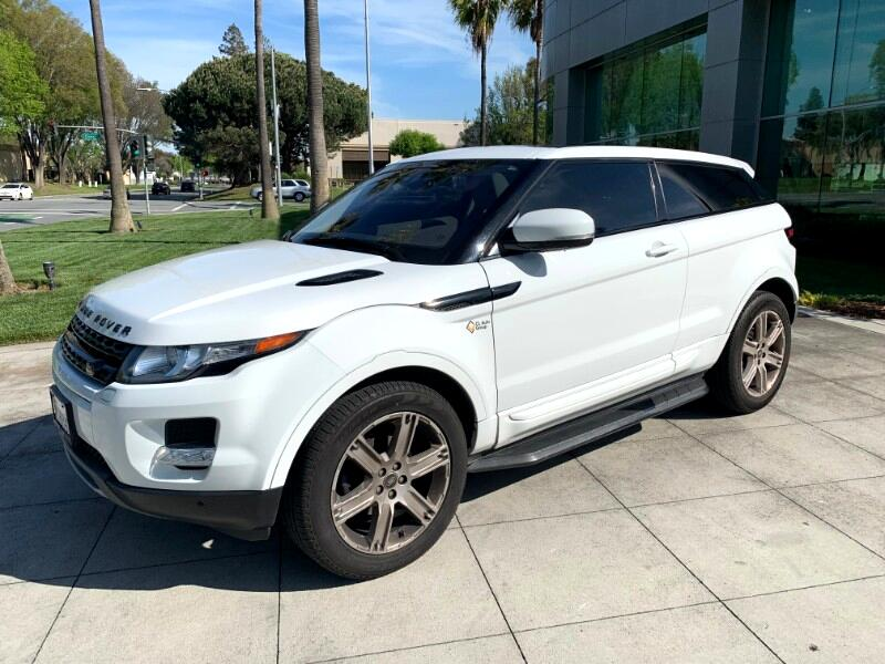 2013 Land Rover Range Rover Evoque Pure Plus 3-Door