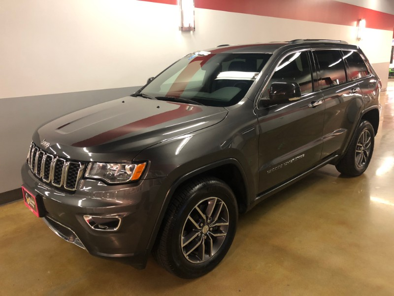 Used Tires San Jose >> Used 2017 Jeep Grand Cherokee Limited 4wd For Sale In San