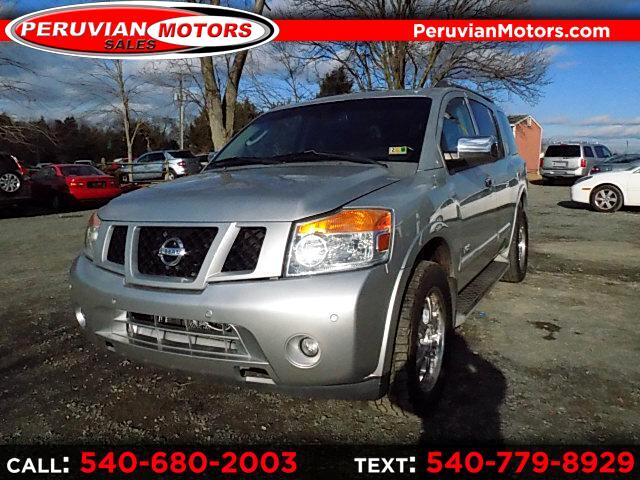 2008 Nissan Armada SE 4WD